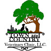 Town and Country Veterinary Clinic LLC Logo