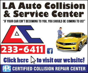 Louisiana Auto Collision click to go to our website
