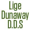 Lige F. Dunaway DDS Logo