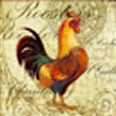 Rooster's Antique Market Logo