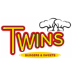 Twin's Burgers and Sweets Logo
