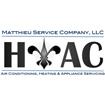 Matthieu Service Company Logo
