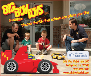 Big Boy Toys and Hobbies