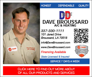 DAVE BROUSSARD AC & HEATING