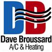 Dave Broussard AC & Heating Logo