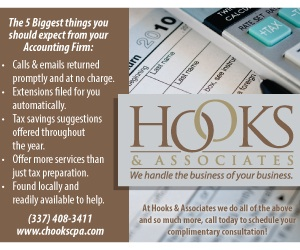 Hooks and Associates, we handle the business of your business