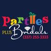 Parties Plus Bridals Logo
