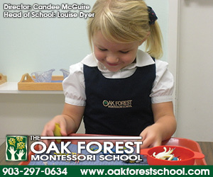 The Oak Forest Montessori School