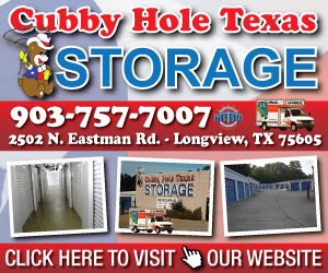 Cubby Hole of Texas.  Storage Facilities.
