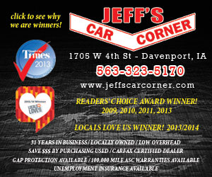 Jeff's Car Corner