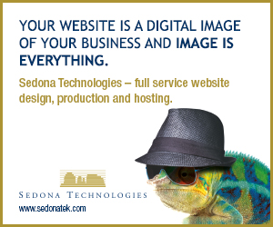 Your Website is a digital image of your business and image is everything. Sedona Technologies - full service website design, production and hosting.