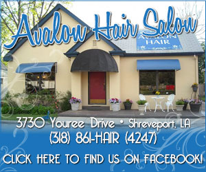 Avalon Hair Salon 3730 Youree Drive, Shreveport LA (318) 861-HAIR (4247) Click Here to Find Us on Facebook!