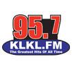 Larry Ryan 95.7 FM Logo