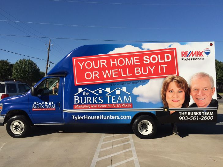 Buy a home in Tyler, TX - Burks Team RE/MAX Professionals