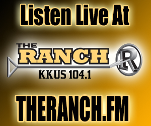 Listen Live At THE RANCH, KKUS 104.1. THERANCH.FM