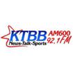 KTBB 92.1 FM & AM600 Logo