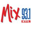 Mix 93.1 FM Logo