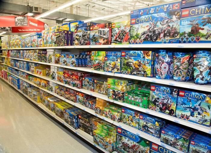 photo of toys