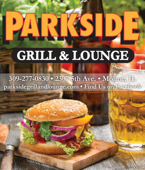 parkside grill ad