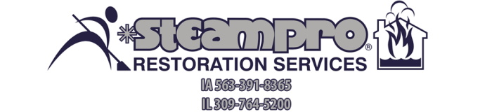 Steampro Restoration logo