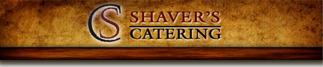 Shaver's Catering Logo Bottom
