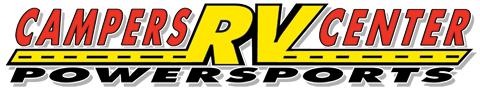 campers rv logo