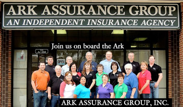 Ark Assurance Group, Inc. - An Independent Insurance Agency. Join us on board the Ark.