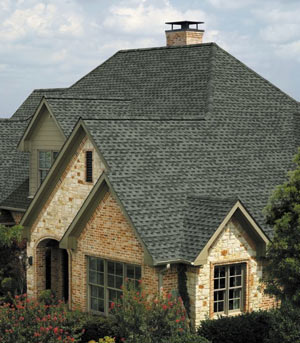 Roof by Superior Roofing & Gutter