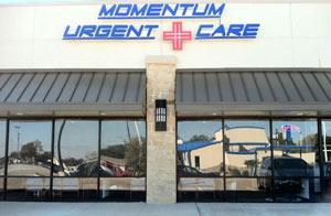Momentum Urgent Care exterior