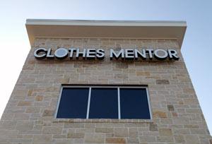 Clothes Mentor exterior