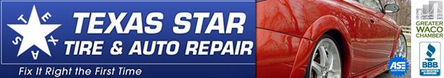 Texas Star Auto Repair banner