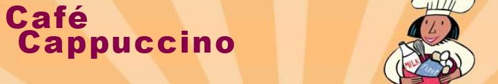 Cafe Cappuccino banner